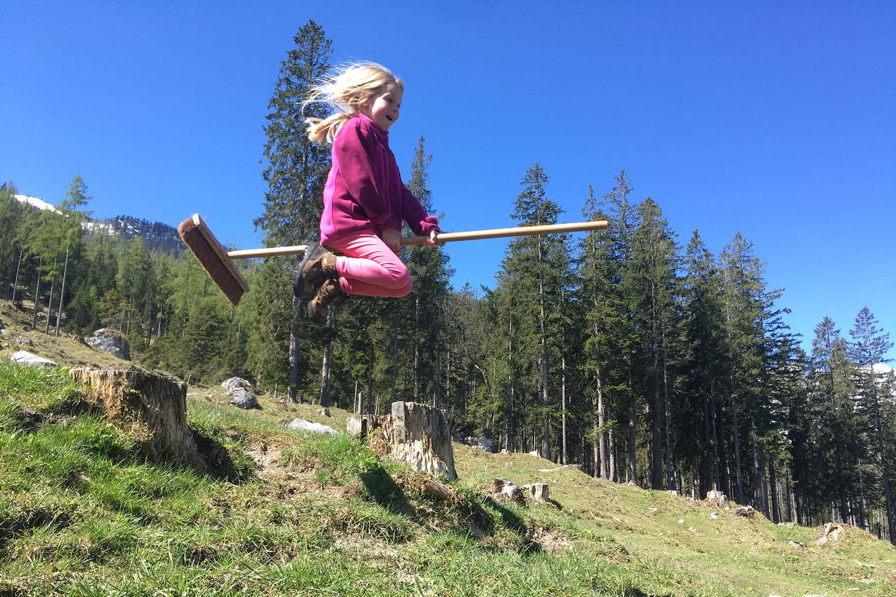 Pressebild: Am Mittwoch, den 4. August, startet das kostenfreie Ferienprogramm des Nationalparks Berchtesgaden. Anmeldungen sind ab sofort m��glich.
