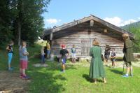 In den Kindergruppen des Nationalparks sind aktuell einige Plätze frei. Die Teilnahme ist kostenfrei, die Gruppentreffen finden wöchentlich statt. Eine Anmeldung ist ab sofort möglich.